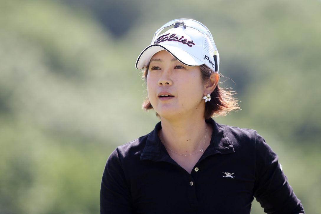 ヨネックスレディスゴルフトーナメント 最終日 古屋京子