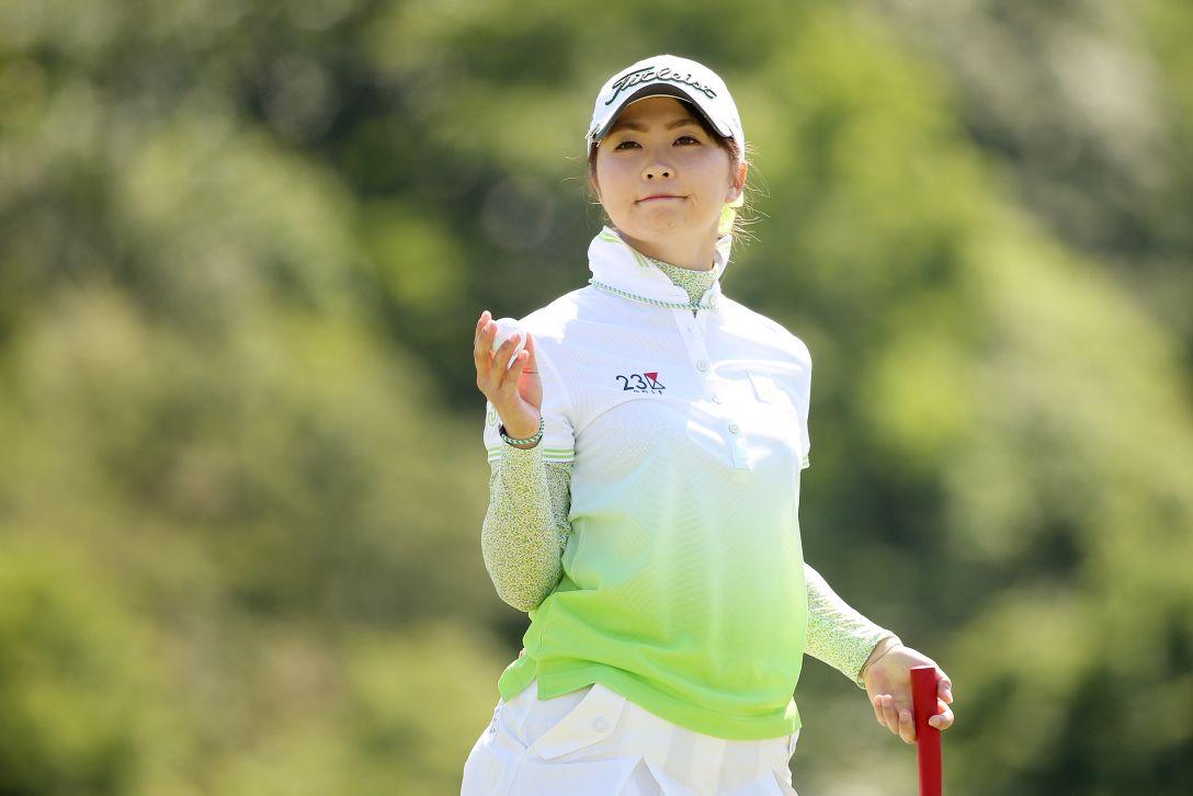 ヨネックスレディスゴルフトーナメント 最終日 菊地絵理香