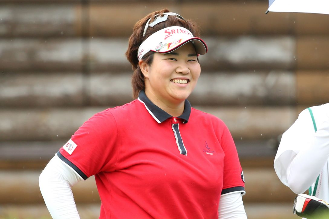 サントリーレディスオープンゴルフトーナメント 1日目 酒井美紀