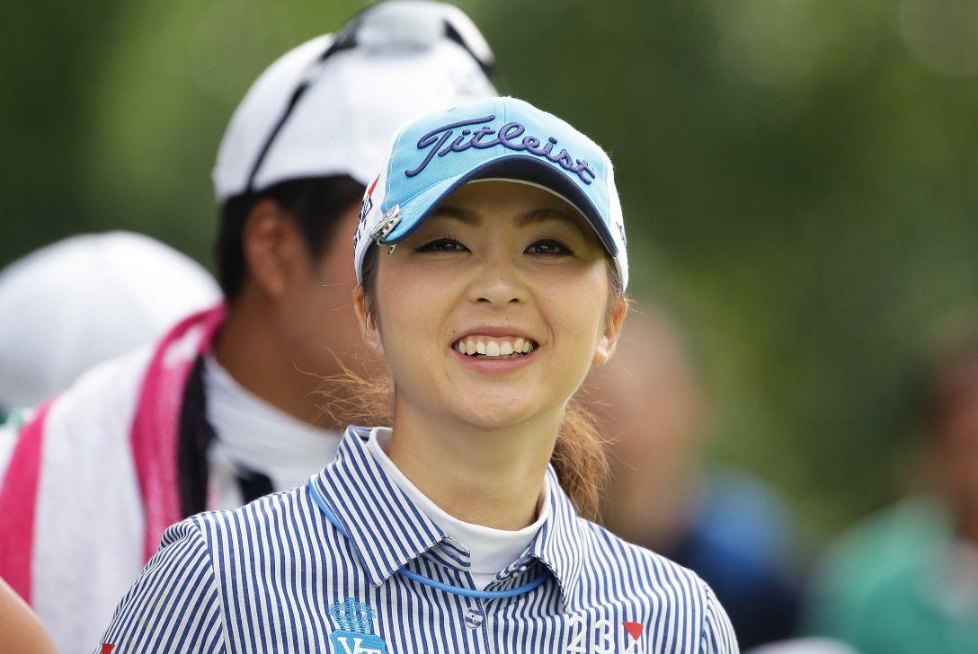日本女子プロゴルフ選手権大会コニカミノルタ杯 3日目 菊地絵理香