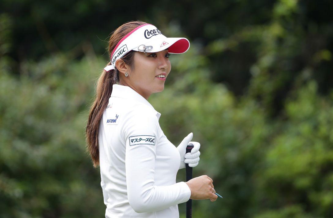 日本女子プロゴルフ選手権大会コニカミノルタ杯 3日目 イ ボミ
