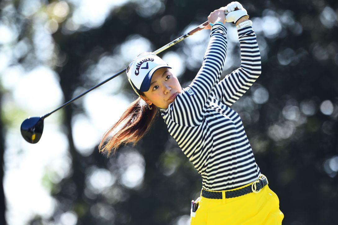 スタンレーレディスゴルフトーナメント 1日目 種子田香夏<写真:Masterpress/Getty Images>