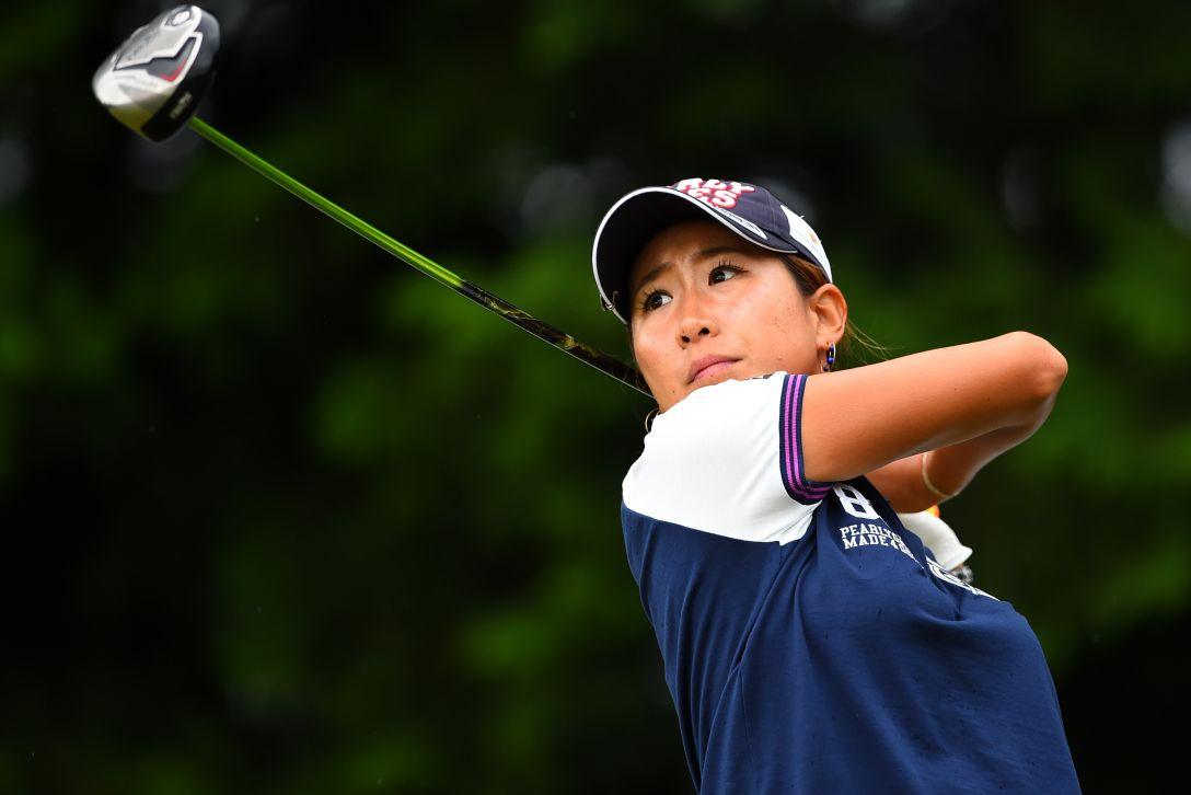 スタンレーレディスゴルフトーナメント 最終日 木戸 愛<写真:Masterpress/Getty Images>
