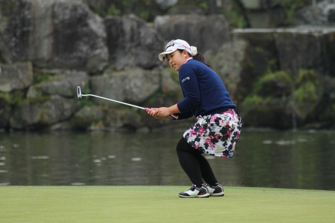 LPGA新人戦加賀電子カップ 最終日 武尾咲希