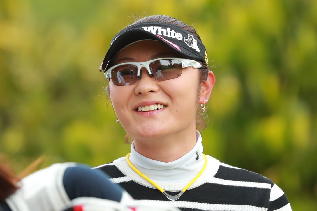 ダイキンオーキッドレディスゴルフトーナメント 3日目 藤田さいき <Photo:Atsushi Tomura/Getty Images>