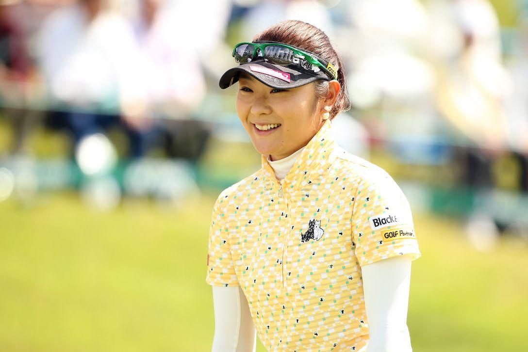 ヨネックスレディスゴルフトーナメント 1日目 藤田さいき <Photo:Atsushi Tomura/Getty Images>