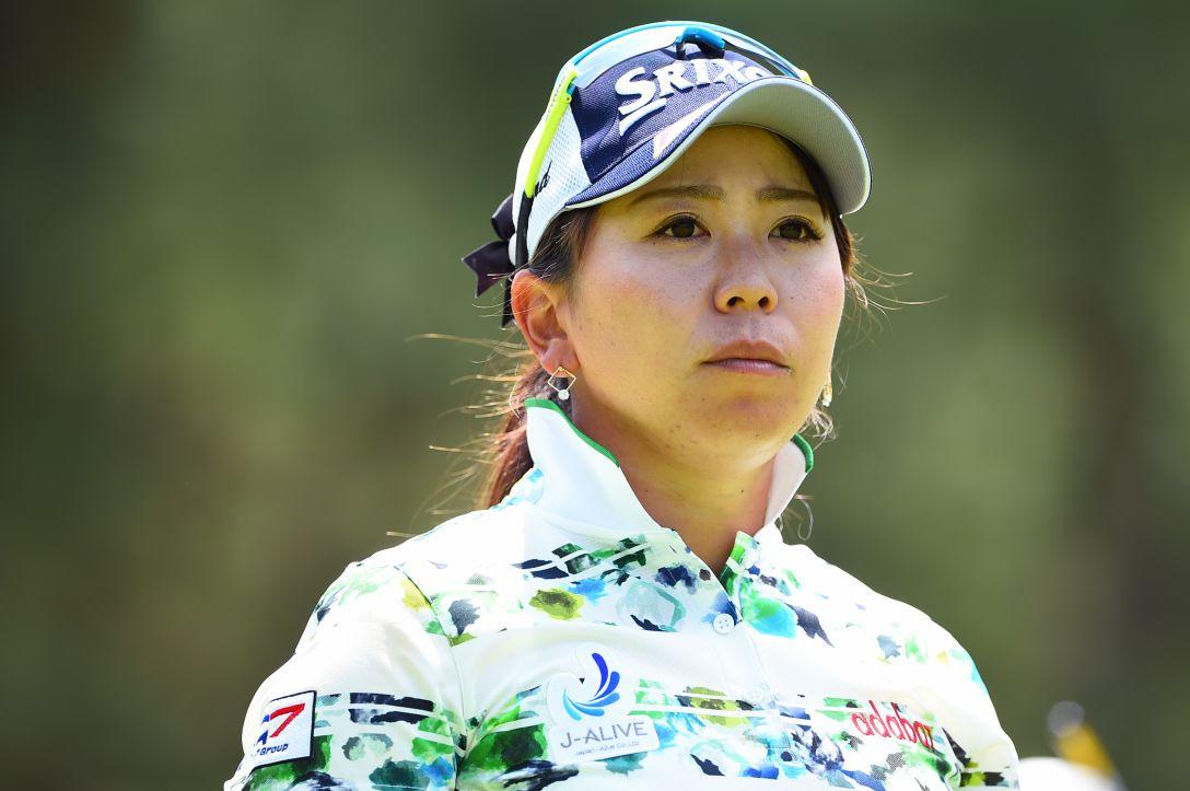サントリーレディスオープンゴルフトーナメント 2日目 吉田弓美子 <Photo:Masterpress/Getty Images>