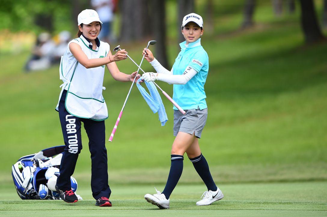 サントリーレディスオープンゴルフトーナメント 2日目 森美穂 <Photo:Masterpress/Getty Images>