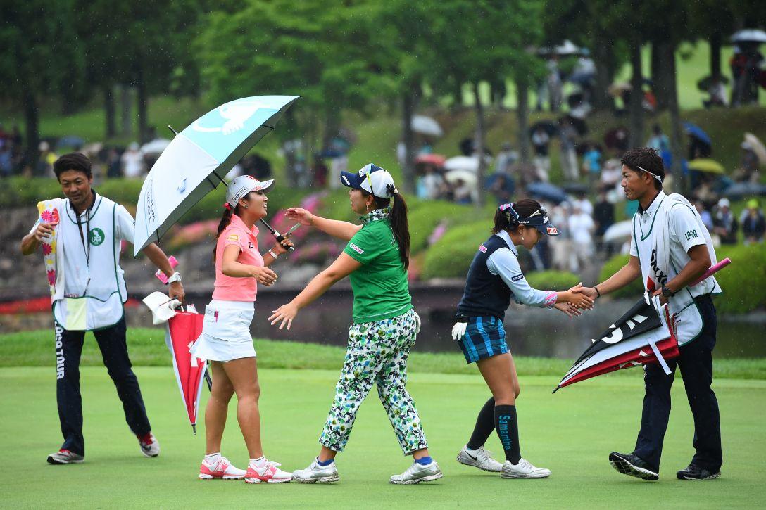 サントリーレディスオープンゴルフトーナメント 最終日 <Photo:Masterpress/Getty Images>