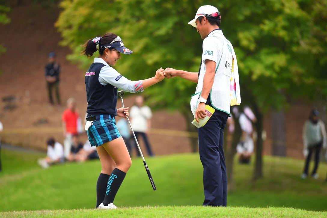 サントリーレディスオープンゴルフトーナメント 最終日 青木 瀬令奈 <Photo:Masterpress/Getty Images>