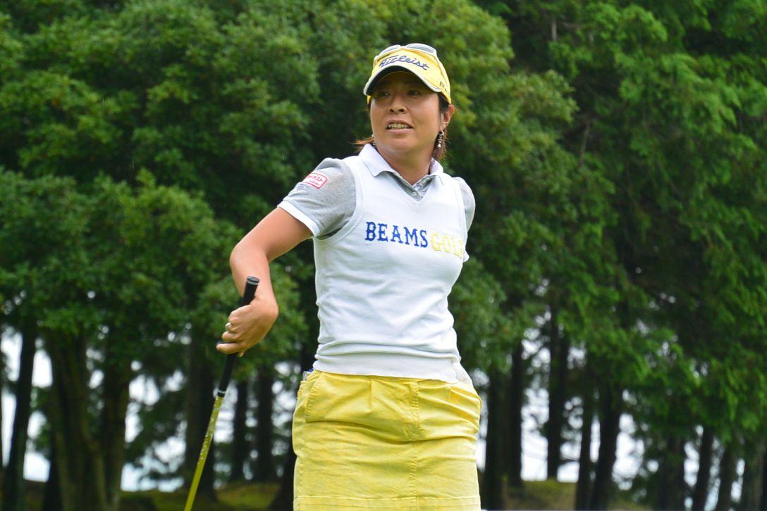 日本臓器製薬レディース ABC杯 最終日 佐々木慶子