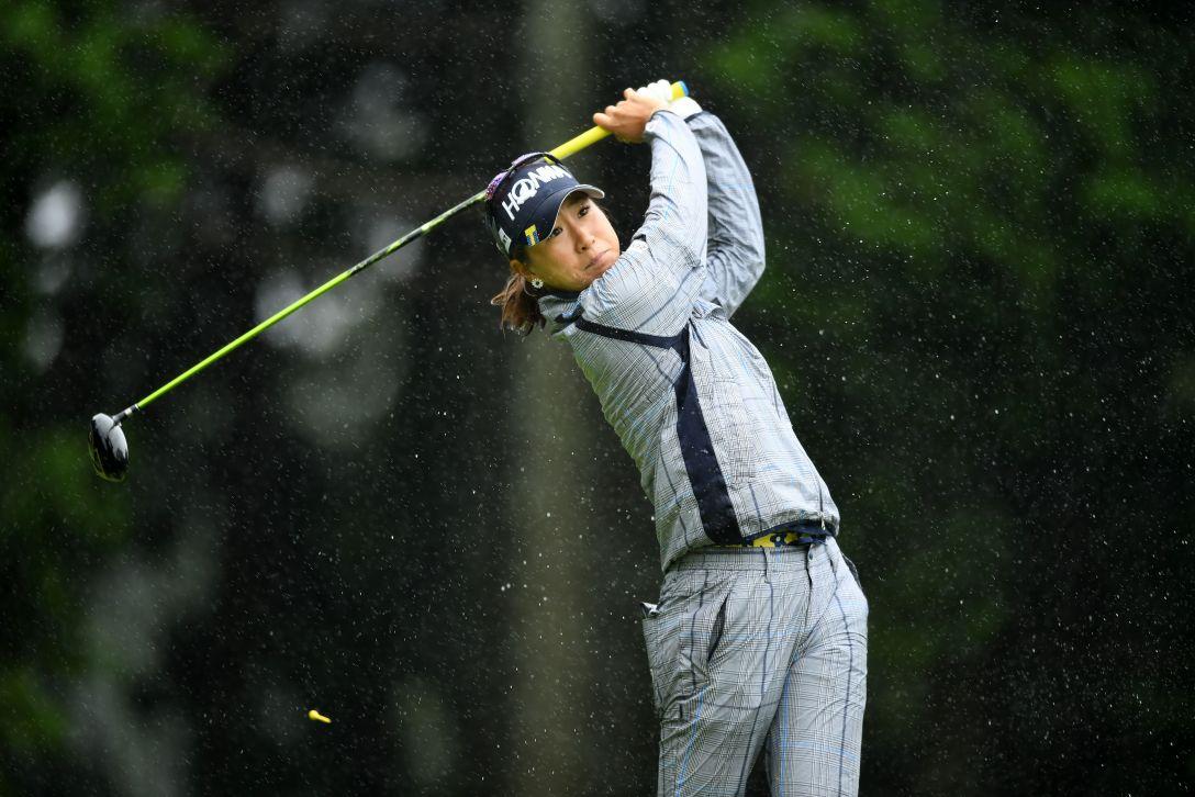センチュリー21レディスゴルフトーナメント 1日目 木戸愛 <Photo:Arrow Press/Getty Images>