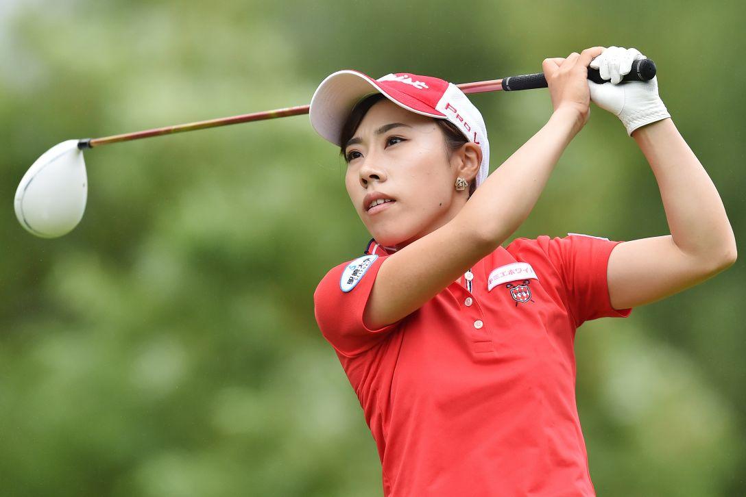 ニトリレディスゴルフトーナメント 2日目 木村彩子 <Photo:Atsushi Tomura/Getty Images>