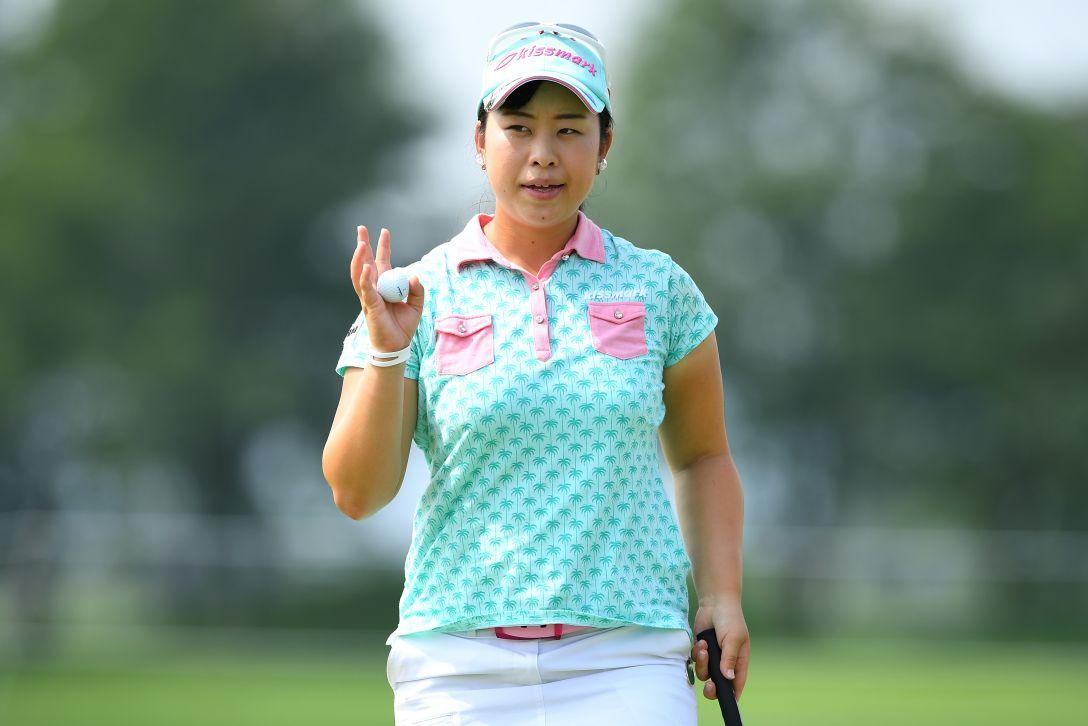 ゴルフ5レディス プロゴルフトーナメント 1日目 武尾咲希 <Photo:Masterpress/Getty Images>