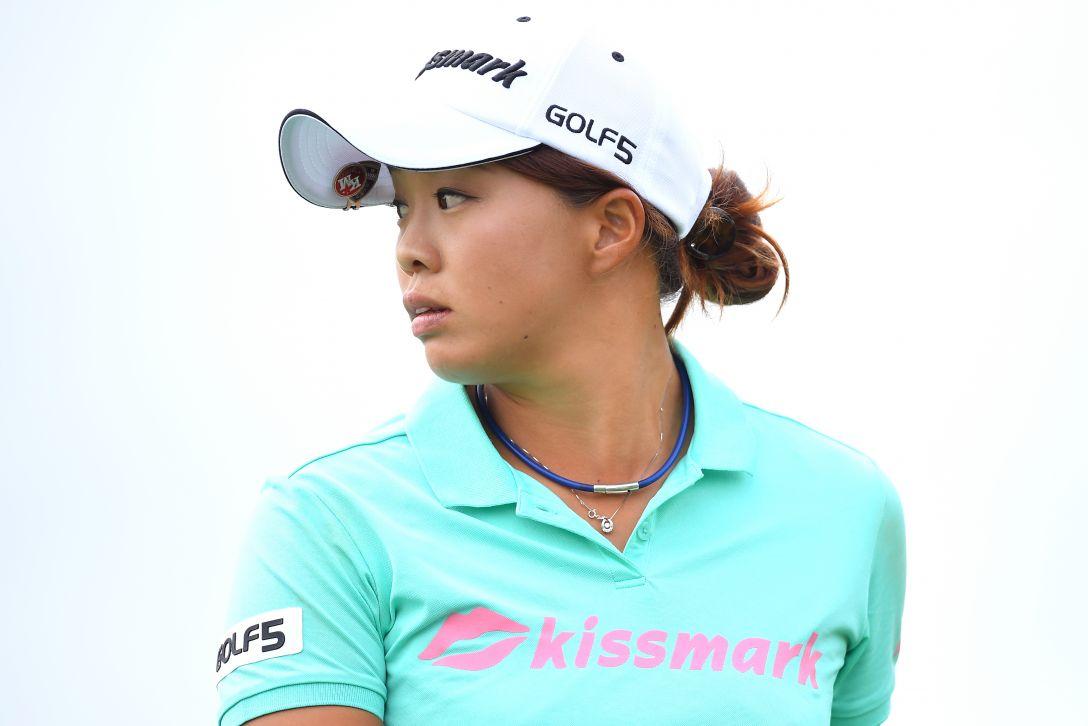 ゴルフ5レディス プロゴルフトーナメント 最終日 山本景子 <Photo:Masterpress/Getty Images>