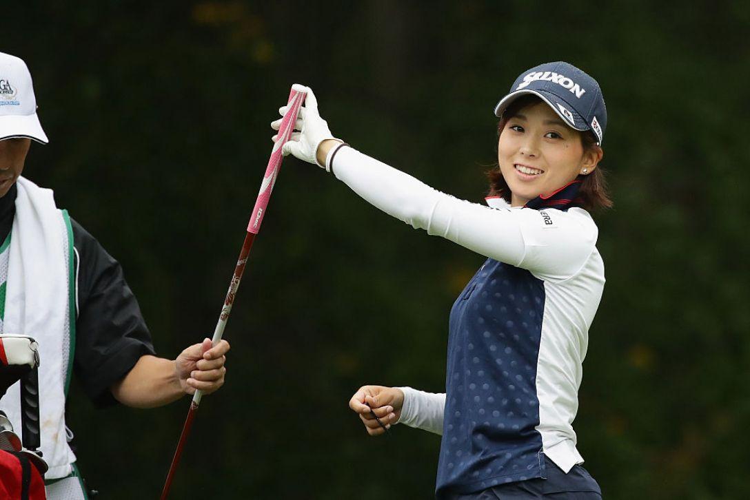 日本女子プロゴルフ選手権大会コニカミノルタ杯 1日目 森美穂 <Photo:Chung Sung-Jun/Getty Images>