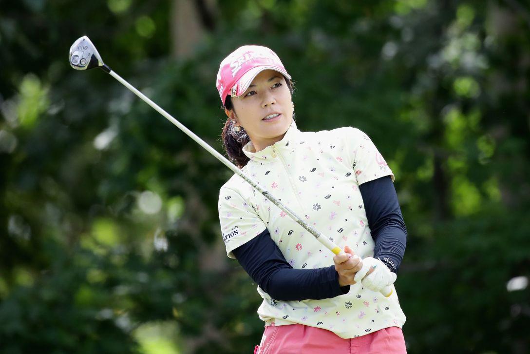 日本女子プロゴルフ選手権大会コニカミノルタ杯 最終日 下川めぐみ <Photo:Chung Sung-Jun/Getty Images>