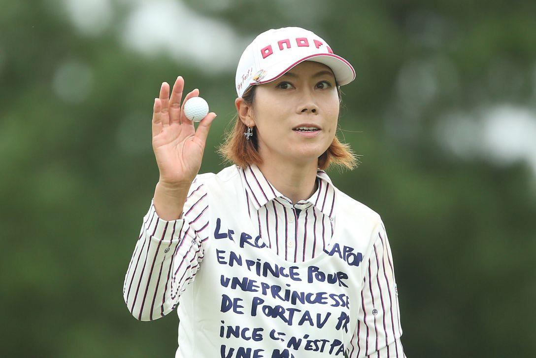 ミヤギテレビ杯ダンロップ女子オープンゴルフトーナメント 2日目 李知姫 <Photo:Atsushi Tomura/Getty Images>