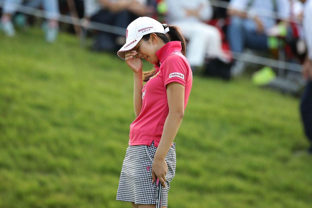 日本女子オープンゴルフ選手権競技 最終日 堀琴音 <Photo:Chung Sung-Jun/Getty Images>