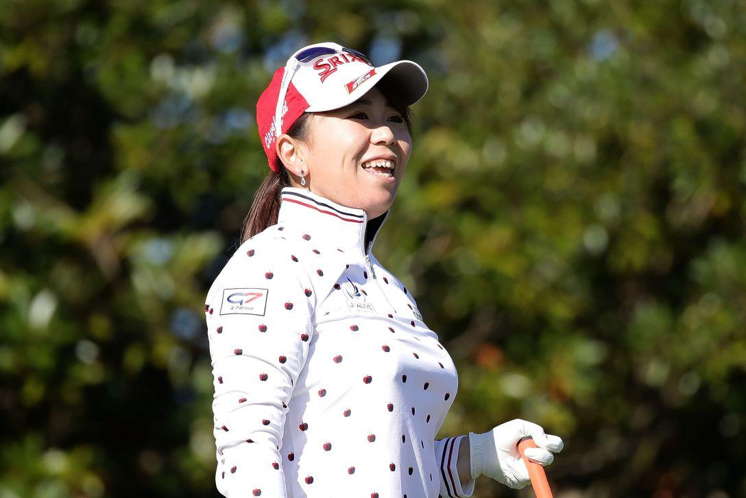 LPGAツアーチャンピオンシップリコーカップ 2日目 吉田 弓美子 <Photo:Chung Sung-Jun/Getty Images>