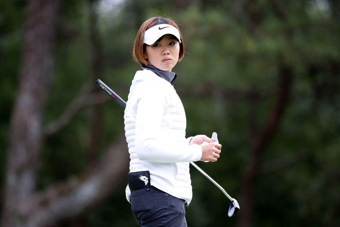 LPGAツアーチャンピオンシップリコーカップ 3日目 葭葉 ルミ <Photo:Chung Sung-Jun/Getty Images>