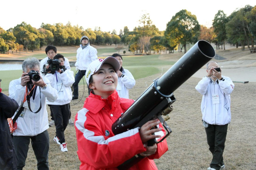 Hitachi 3Tours Championship 2016 堀琴音