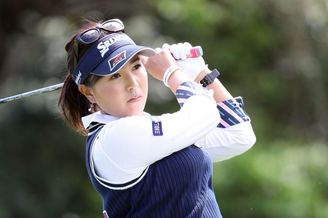 ダイキンオーキッドレディスゴルフトーナメント 2日目 青木瀬令奈 <Photo:Atsushi Tomura/Getty Images>