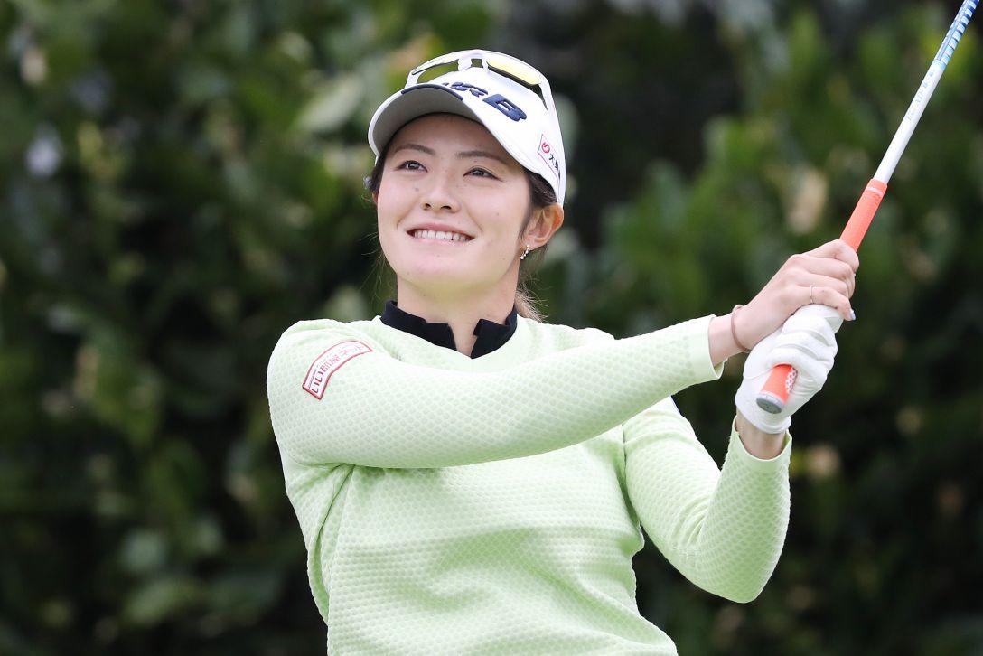 ダイキンオーキッドレディスゴルフトーナメント 2日目 渡邉彩香 <Photo:Atsushi Tomura/Getty Images>
