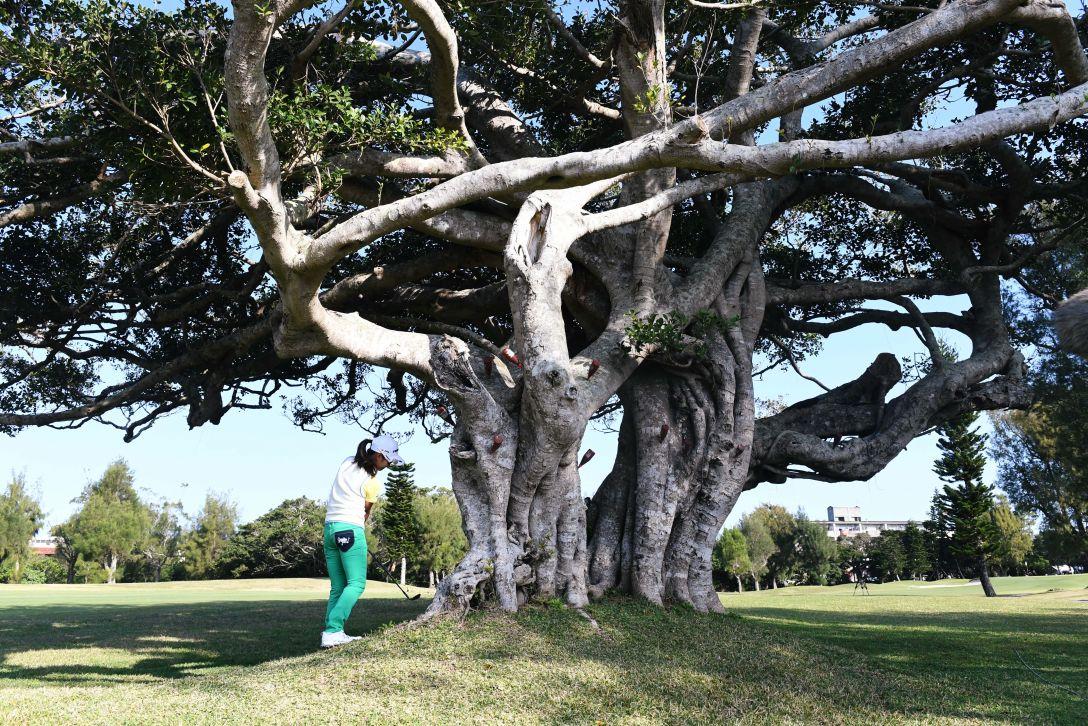 ダイキンオーキッドレディスゴルフトーナメント 3日目 宮里 藍 <Photo:Atsushi Tomura/Getty Images>