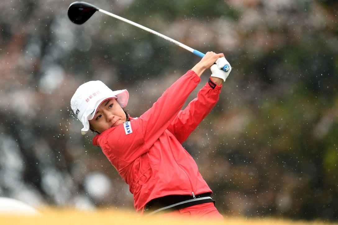 アクサレディスゴルフトーナメント in MIYAZAKI 2日目 サイ ペイイン <Photo:Atsushi Tomura/Getty Images>