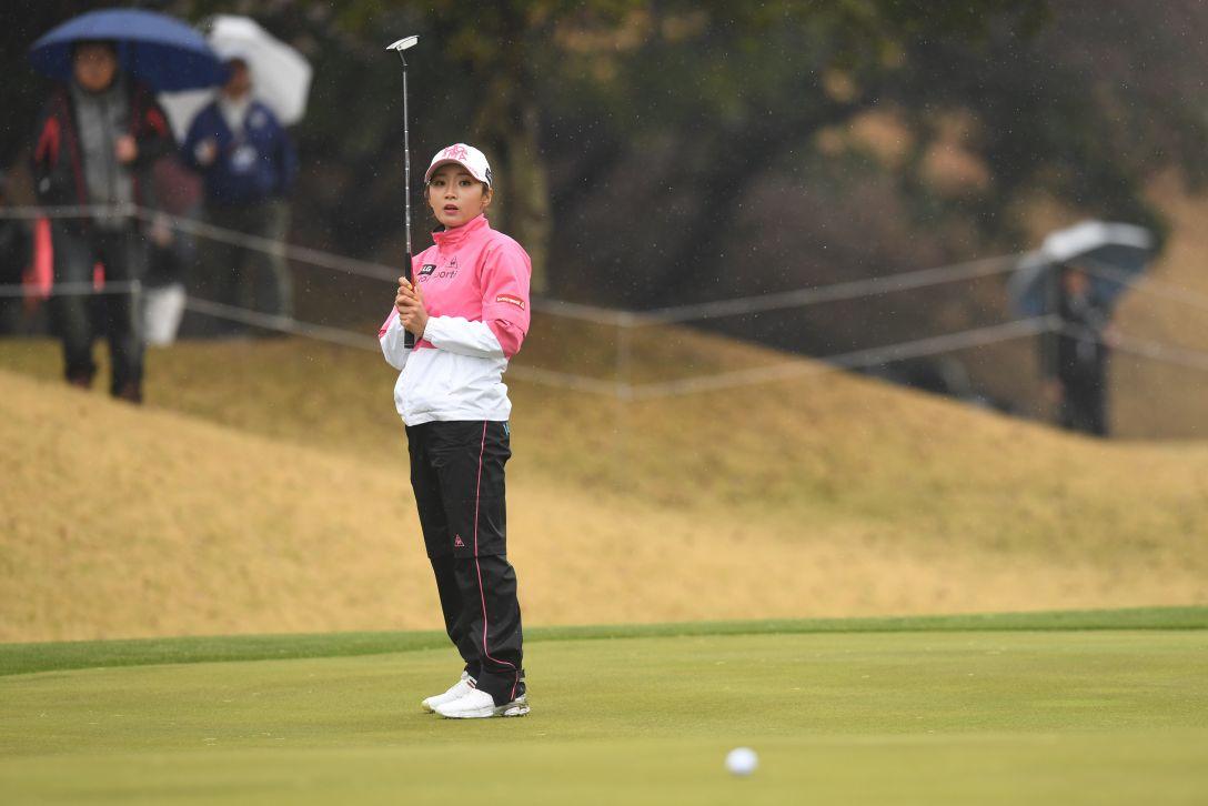 アクサレディスゴルフトーナメント in MIYAZAKI 2日目 イ ボミ <Photo:Atsushi Tomura/Getty Images>