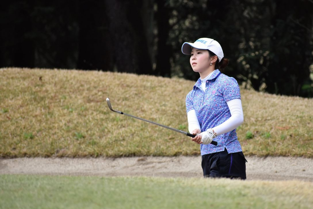 Hanasaka Ladies Yanmar Golf Tournament 2日目 石田可南子