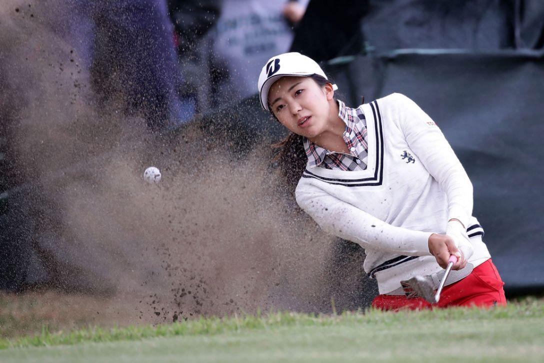 フジサンケイレディスクラシック 2日目 堀琴音 <Photo:Chung Sung-Jun/Getty Images>