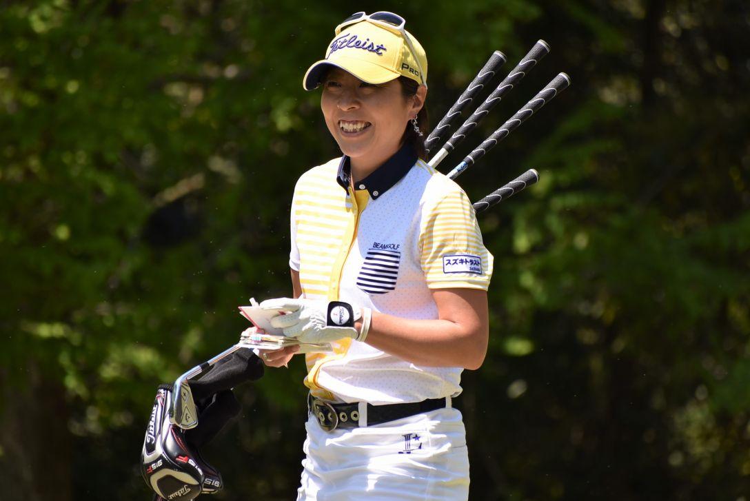 九州みらい建設グループレディースゴルフトーナメント 2日目 佐々木 慶子