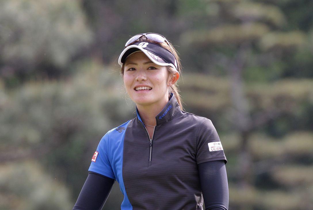KKT杯バンテリンレディスオープン 2日目 渡邉 彩香