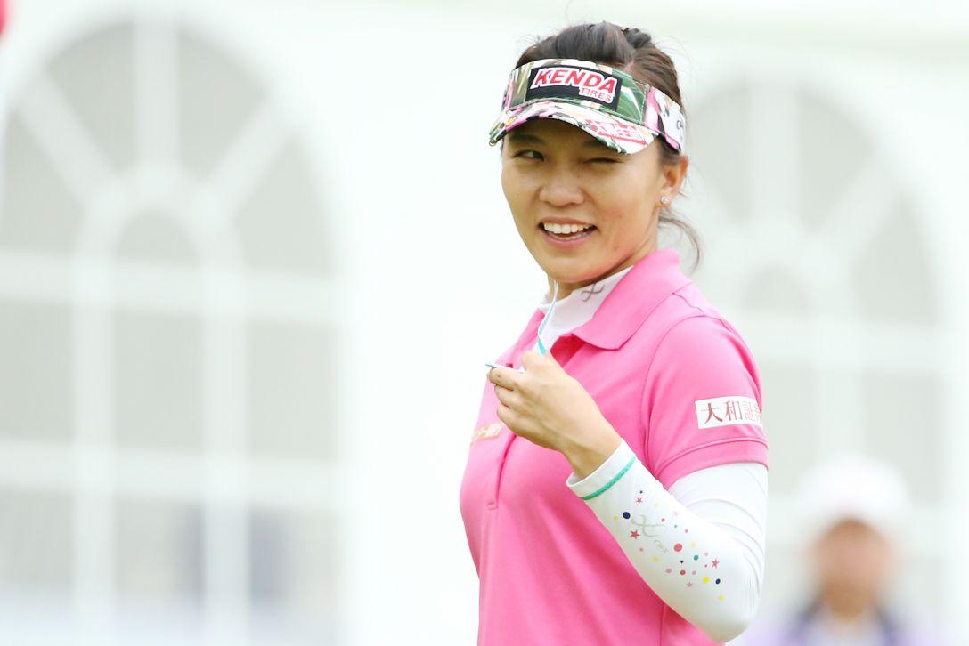 苦手意識の払拭へ 難コースに挑むテレサ・ルー|LPGA|日本女子プロゴルフ協会