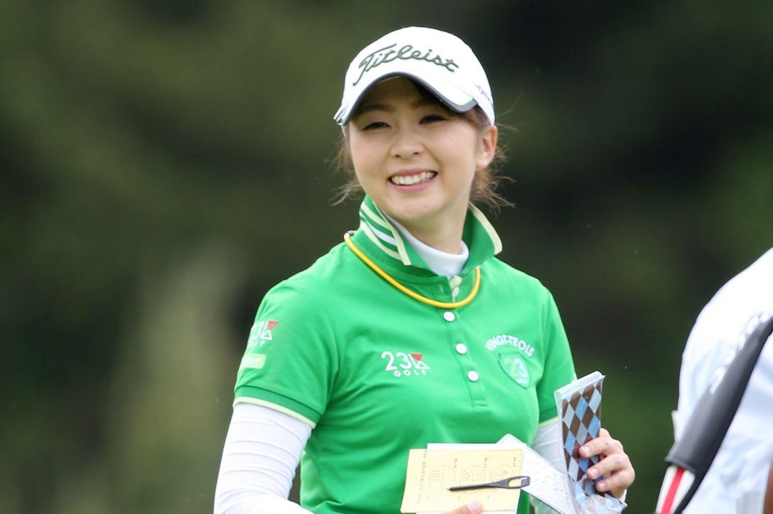 実力と美貌を兼ね備えたプロゴルファー!菊池絵理香選手