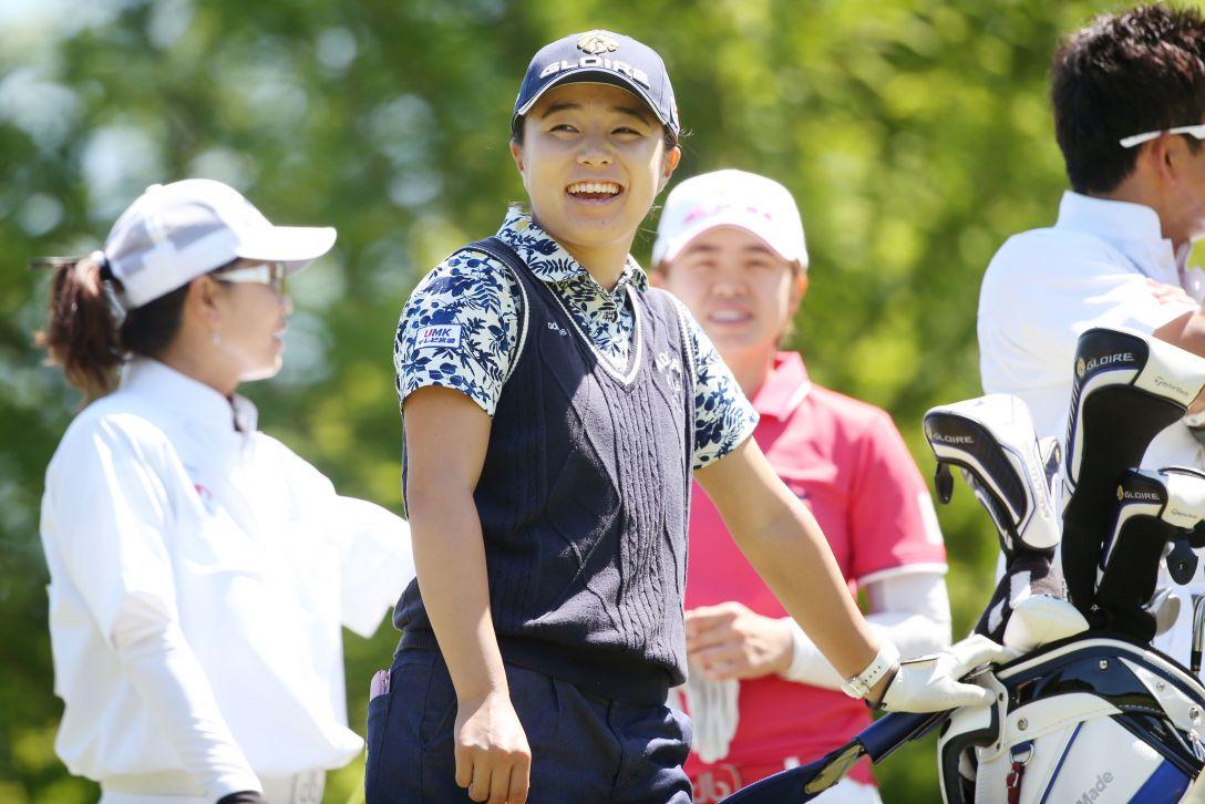 ヨネックスレディスゴルフトーナメント 最終日 永峰咲希