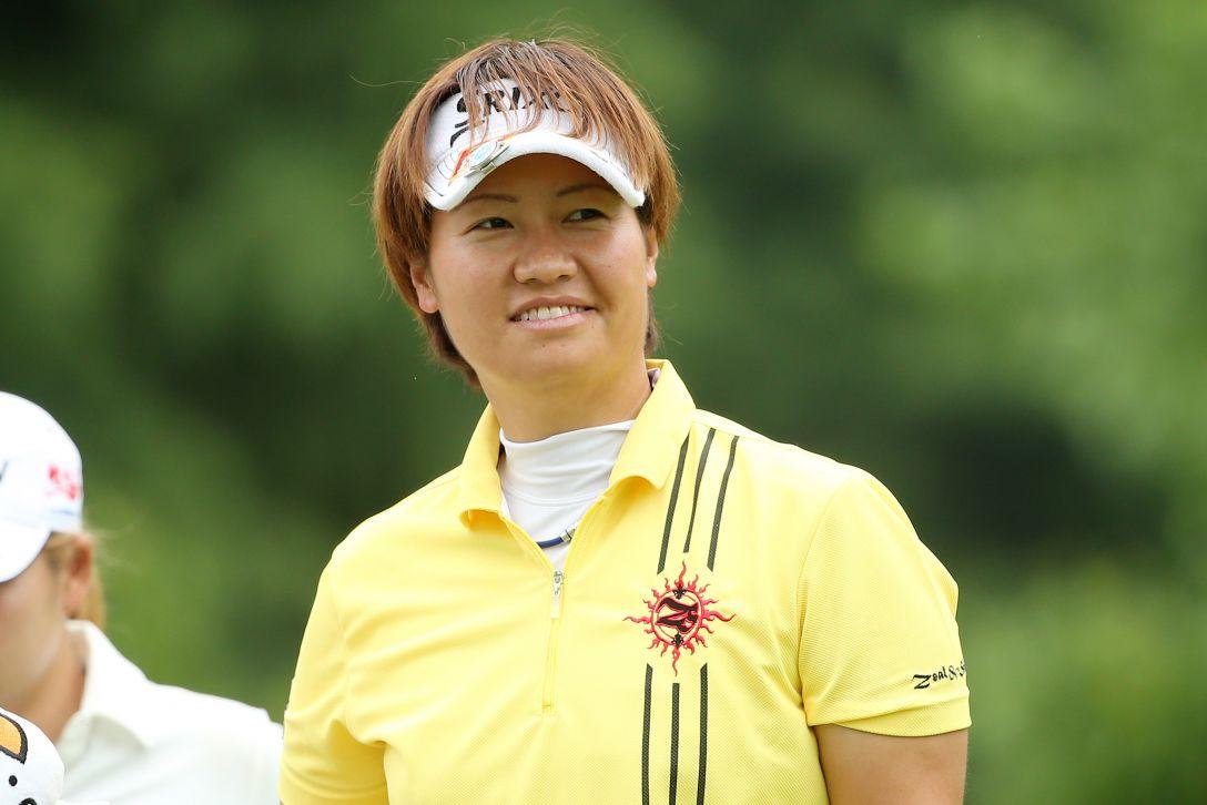 サントリーレディスオープンゴルフトーナメント 1日目 福田 裕子