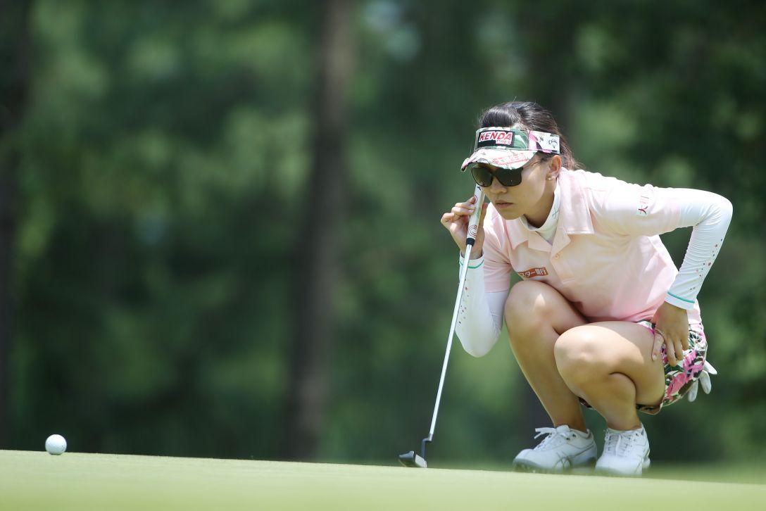 サントリーレディスオープンゴルフトーナメント 3日目 テレサ・ルー
