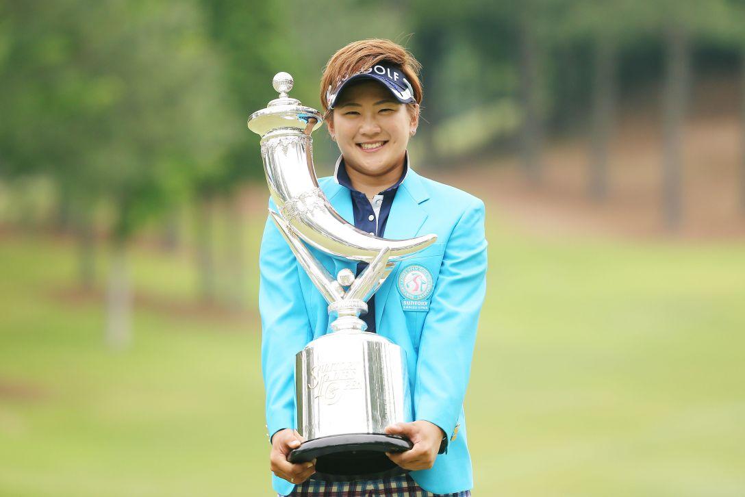サントリーレディスオープンゴルフトーナメント 最終日 成田 美寿々