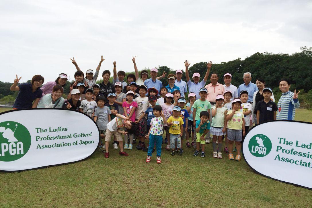 福島県いわき市でスナッグゴルフ教室を開催しました! LPGA 日本女子 ...