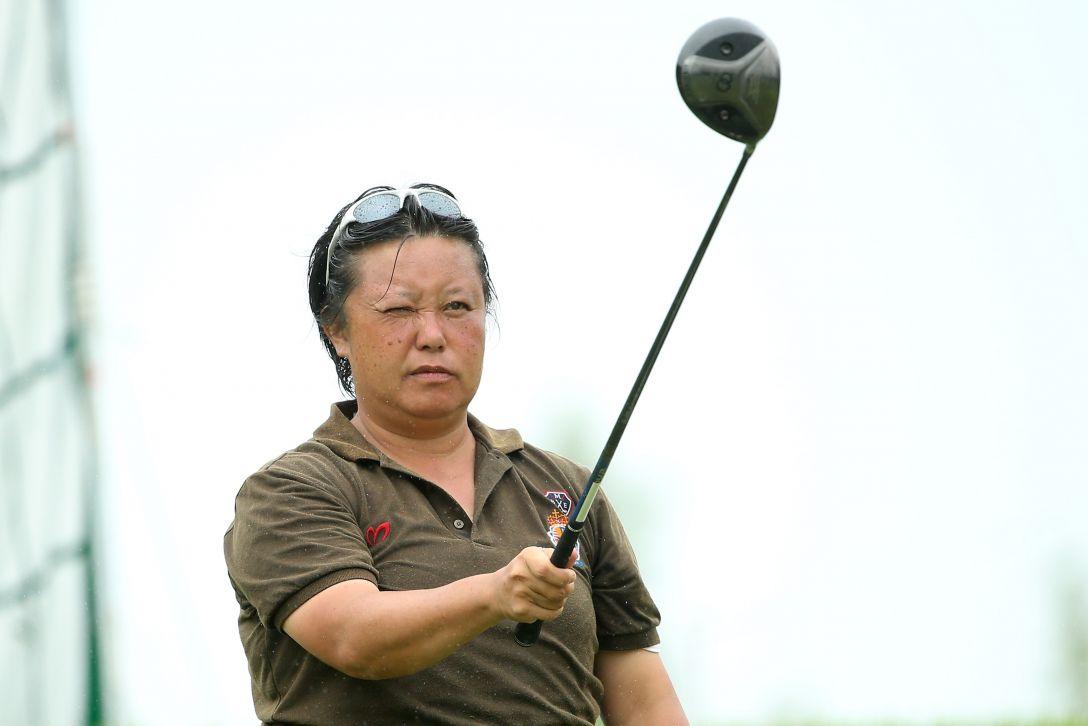 第6回LPGAレジェンズチャンピオンシップアイザックカップ 1日目 矢部 有香子