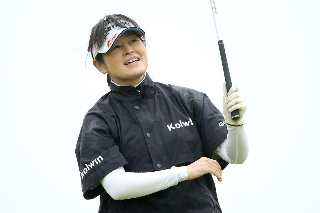 第6回LPGAレジェンズチャンピオンシップアイザックカップ 1日目 西田智慧子