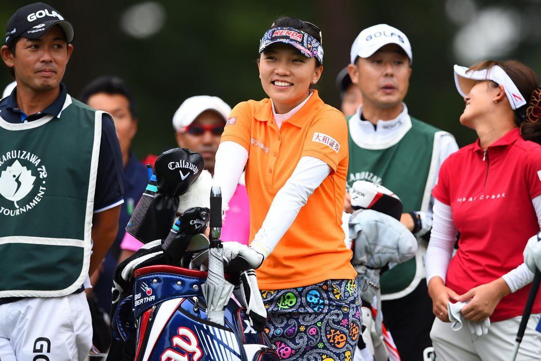 NEC軽井沢72ゴルフ 1日目 テレサ・ルー<写真:Masterpress/Getty Images>