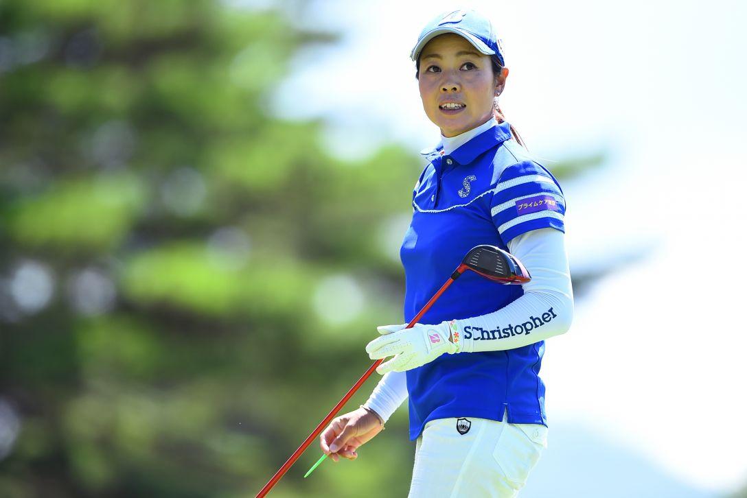NEC軽井沢72ゴルフ 2日目 西山ゆかり<写真:Masterpress/Getty Images>