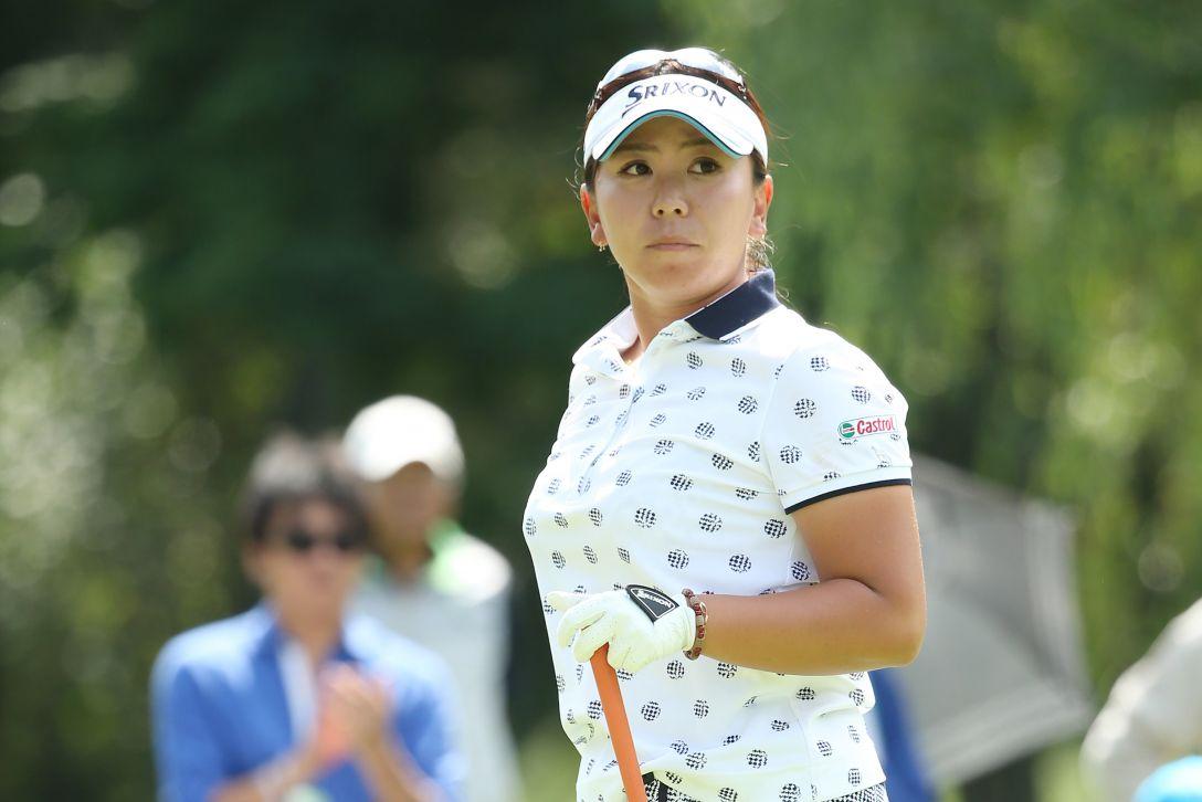 ニトリレディスゴルフトーナメント 2日目 吉田 弓美子 <写真:Atsushi Tomura/Getty Images>