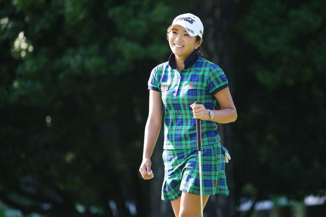 ゴルフ5レディス 1日目 イボミ<写真:Atsushi Tomura/Getty Images>