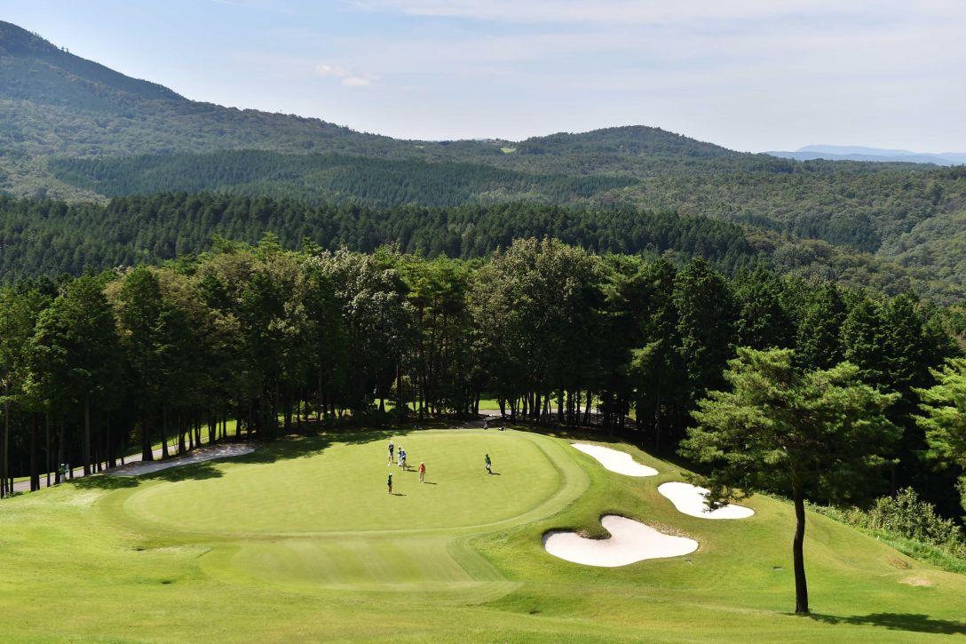 ゴルフ5レディス 2日目<写真:Atsushi Tomura/Getty Images>