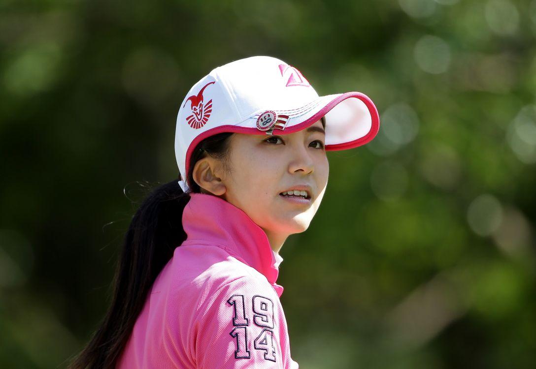 日本女子プロゴルフ選手権大会コニカミノルタ杯 1日目 堀 琴音